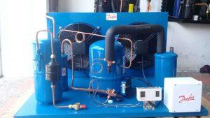 Reparaciones de Frio Industrial. Mantenimiento-industrial.net